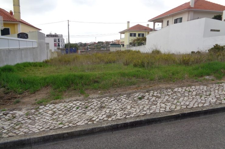 Lote de terreno para construção, São Domingos de Rana