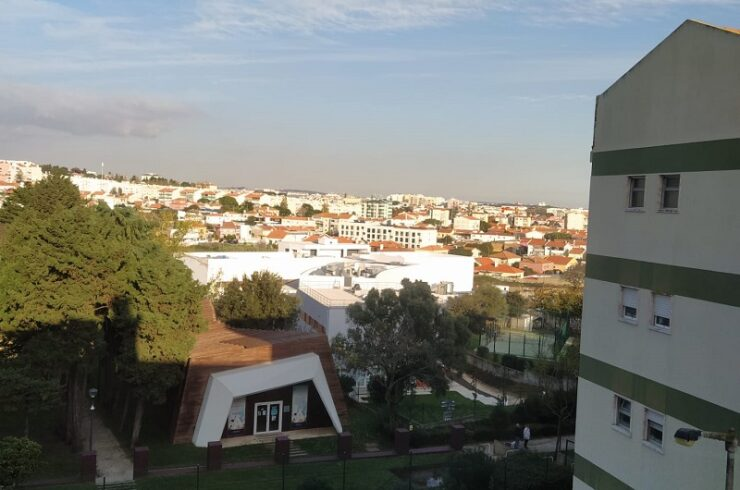 Apartamento T2 na Urbanização Terplana